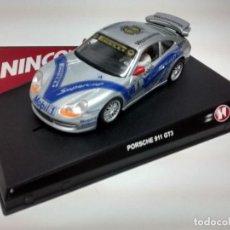Slot Cars: PORSCHE 911 GT3 SUPERCUP NINCO NUEVO CON CAJA. Lote 135856222
