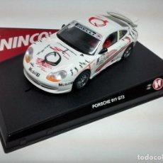 Slot Cars: PORSCHE 911 GT3 MOBIL NINCO NUEVO CON CAJA. Lote 135856254