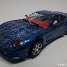 Slot Cars: CALLAWAY C12 ARTCAR NINCO NUEVO CON CAJA. Lote 135856290