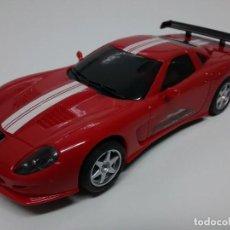 Slot Cars: CALLAWAY C12 ROJO NINCO NUEVO CON CAJA. Lote 135856302