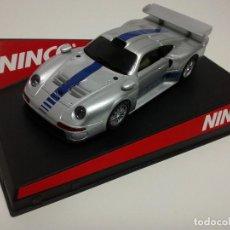 Slot Cars: PORSCHE GT1 NINCO NUEVO CON CAJA. Lote 135856446