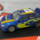 Slot Cars: NINCO SUBARU WRC 2006 RALLY ARGENTINA SOLBERG REF. 50431. Lote 136240501