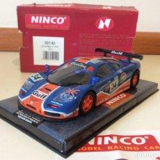 Slot Cars - Mclaren F1 gtr ninco - 136260126