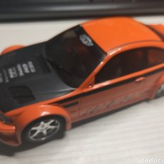 Slot Cars: LOTE BMW 320 NINCO MOTOR VERDE. Lote 136774940