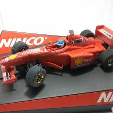 Slot Cars: NINCO FERRARI F310 F1. Lote 137221320