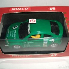 Slot Cars: RENAULT MEGANE COPA Nº3 DE NINCO REF.-50146. Lote 139208502