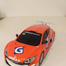 Slot Cars: SCALEXTRIC NINCO RENAULT MEGANE. Lote 142060840