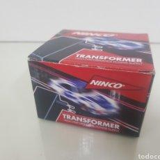 Slot Cars: NINCO TRANSFORMADOR AC/DC SLOT. Lote 143135298