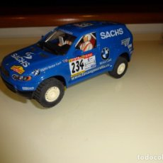 Slot Cars: NINCO. BMW X5 AZUL SACHS.. Lote 143199046
