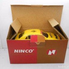 Slot Cars: NINCO COCHE AMG MERCEDES C KLASSE AMARILO REF 50107 SLOT SCALEXTRIC CAR ALFREEDOM. Lote 71730731