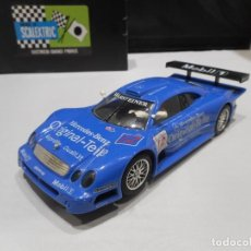 Slot Cars: NINCO MERCEDES CLK GTR ORIGINAL TEILE. Lote 143216894