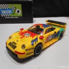 Slot Cars: NINCO PORSCHE 911 GT1 ROHR. Lote 143217294