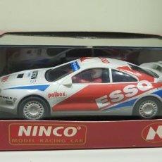 Slot Cars: J-TOYOTA CELICA GT-FOUR ESSO REF 50110 NINCO SLOT CAR NUEVO. Lote 143626782