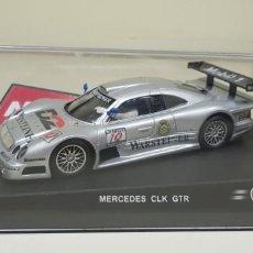 Slot Cars: J- MERCEDES CLK GTR NINCO SLOT CAR NUEVO (1). Lote 143633290