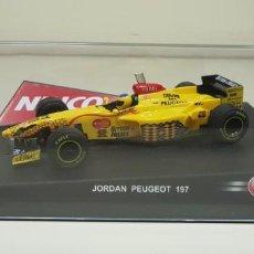 Slot Cars: J- JORDAN PEUGEOT 197 NINCO SLOT CAR NUEVO. Lote 143634002