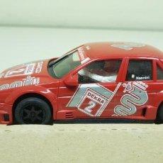 Slot Cars: J- ALFA ROMEO 155 V6 TI REF 50104 NINCO SLOT CAR NUEVO. Lote 143638842
