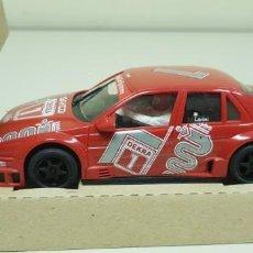 Slot Cars: J- ALFA ROMEO 155 V6 TI REF 50104 NINCO SLOT CAR NUEVO (2). Lote 143639806