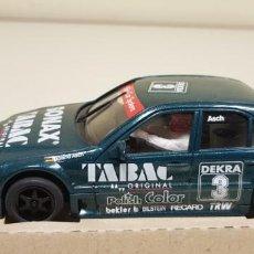 Slot Cars: J-AMG MERCEDES C-KLASSE REF 50106 NINCO SLOT CAR (2) NUEVO. Lote 143641086