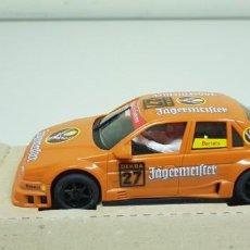 Slot Cars: J- ALFA ROMEO 155 V6 TI NARANJA REF 50105 NINCO SLOT CAR NUEVO. Lote 143642266