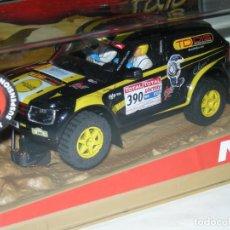 Slot Cars: BOWLER DAKAR 2009 NINCO/SCALEXTRIC NUEVO EN CAJA. Lote 143817210