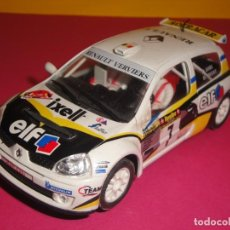 Slot Cars: RENAULT CLIO S1600. NINCO. Lote 144034426