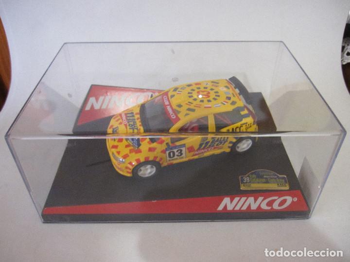 COCHE CARRERA SUPERSLOT SLOT FLY CARS SCALEXTRIC NINCO NUEVO EN SU CAJA SIN USO (Juguetes - Slot Cars - Ninco)