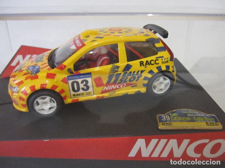 Slot Cars: COCHE CARRERA SUPERSLOT SLOT FLY CARS SCALEXTRIC NINCO NUEVO EN SU CAJA SIN USO - Foto 3 - 144102058