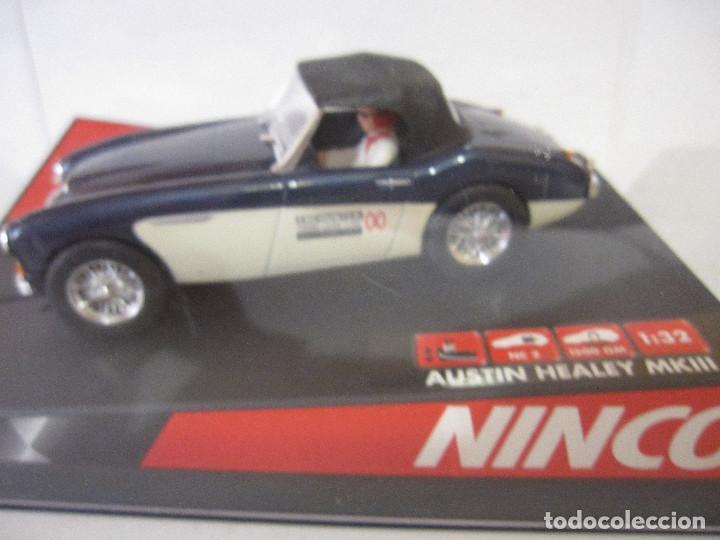 Slot Cars: COCHE CARRERA SUPERSLOT SLOT FLY CARS SCALEXTRIC NINCO NUEVO EN SU CAJA SIN USO - Foto 2 - 144102222