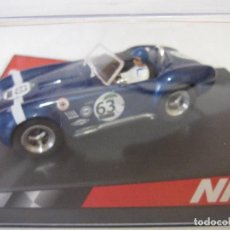 Slot Cars: COCHE CARRERA SUPERSLOT SLOT FLY CARS SCALEXTRIC NINCO NUEVO EN SU CAJA SIN USO. Lote 144102486
