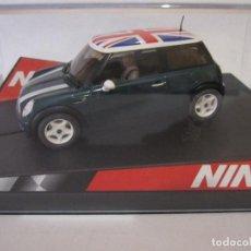Slot Cars: COCHE CARRERA SUPERSLOT SLOT FLY CARS SCALEXTRIC NINCO NUEVO EN SU CAJA SIN USO. Lote 144102686
