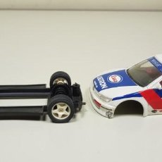 Slot Cars: J- PEUGEOT 306 NINCO CARROCERIA Y CHASIS SIN USO . Lote 144199718