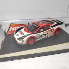 Slot Cars - NINCO ASCARI KZ1 CLUB NINCO N°3 Ref. 50443 - 148639917