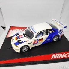 Slot Cars: NINCO BMW M3 GTR MOTORSPORTN°42 REF. 50270. Lote 148665684
