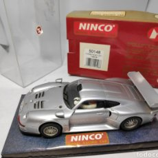 Slot Cars: NINCO PORSCHE 911 GT1 ROAD CAR REF. 50148. Lote 148669684