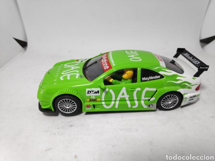 NINCO MERCEDES CLK DTM OASE (Juguetes - Slot Cars - Ninco)