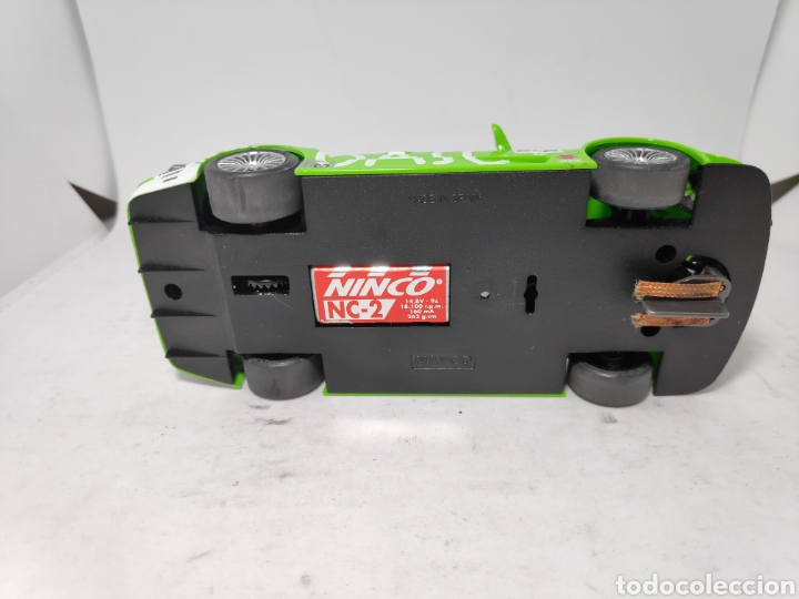 Slot Cars: NINCO MERCEDES CLK DTM OASE - Foto 5 - 148924161