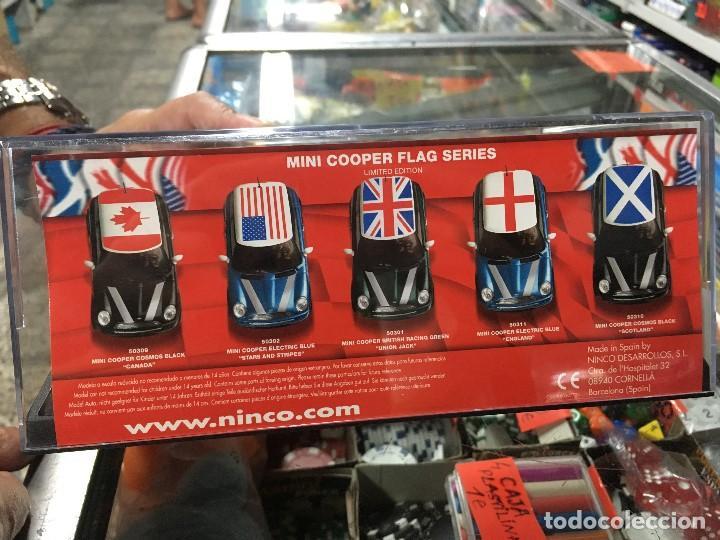 COLECCION COMPLETA DE MINIS NINCO (Juguetes - Slot Cars - Ninco)