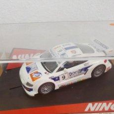 Slot Cars: COCHE SCALEXTRIC NINCO AUDI TT-R BELCAR. Lote 149995210