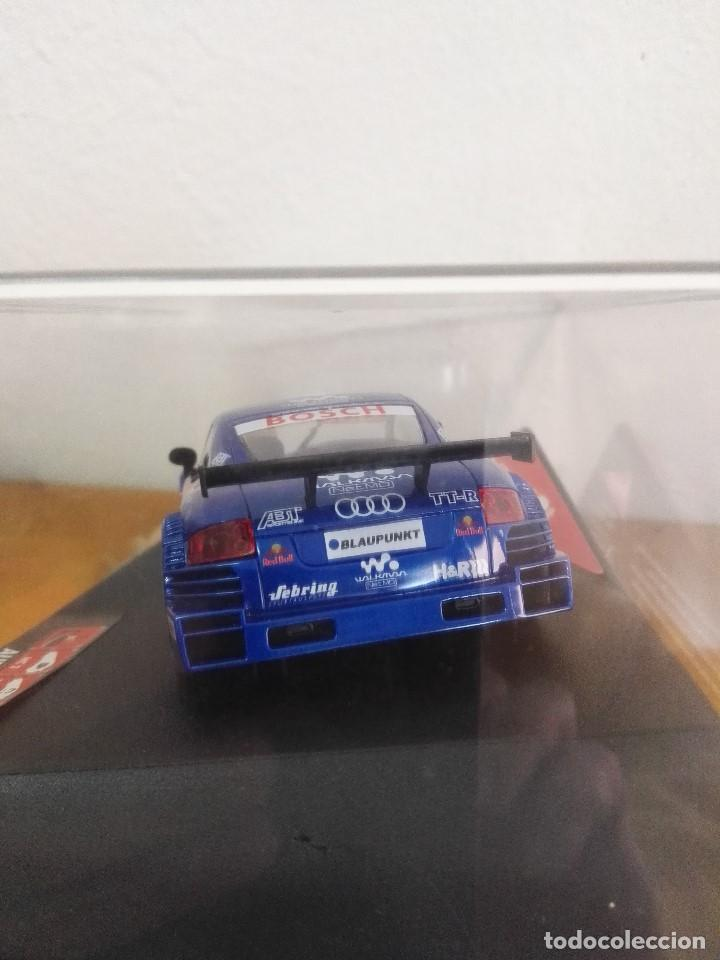 Slot Cars: 2002-Coche scalextric ninco Audi TT-R Red Bull - Foto 5 - 150262662