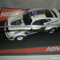 Slot Cars: NINCO PORSCHE 911 SC II RALLY CATALUNYA HISTORIC REF. 50365. Lote 151563730