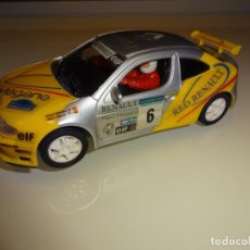 Slot Cars: NINCO. RENAULT MEGANE. ORIOL GOMEZ. Lote 151649434