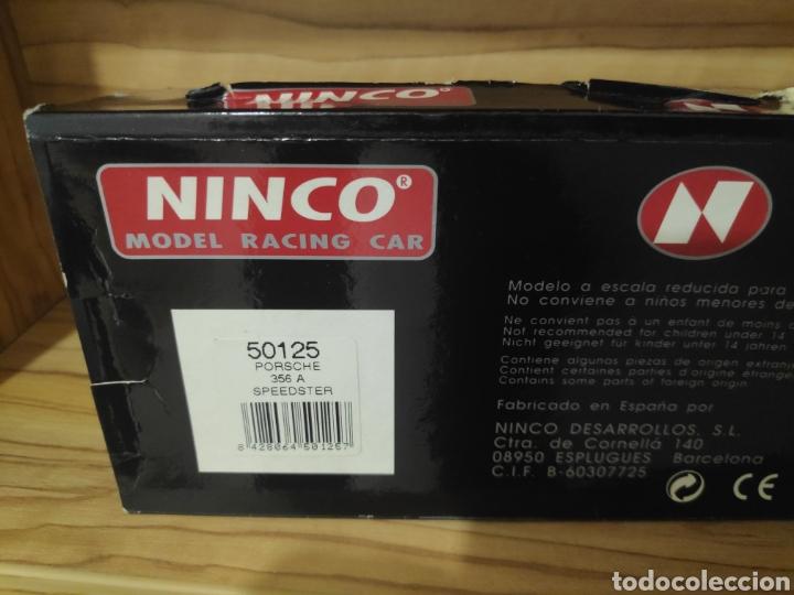 Slot Cars: NINCO PORSCHE 356A SPEEDSTER REF. 50125 - Foto 2 - 154450088