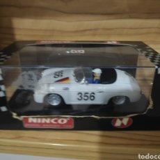 Slot Cars: NINCO PORSCHE 356A SPEEDSTER REF. 50125. Lote 154450088