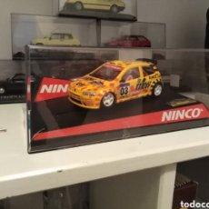 Slot Cars: FIAT PUNTO DE NINCO, COSTA BRAVA.. Lote 155819149