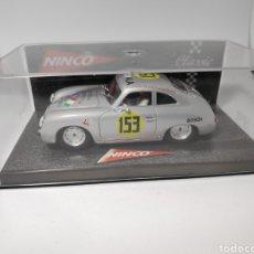 Slot Cars: NINCO PORSCHE 356 A COUPE GUATEMALA REF. 50205. Lote 155861285