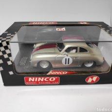 Slot Cars: NINCO PORSCHE 356 A COUPE N° 11 REF. 50178. Lote 155861441