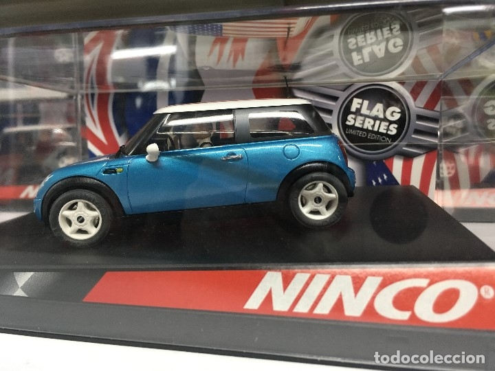 Slot Cars: coleccion completa de minis ninco - Foto 7 - 148984742