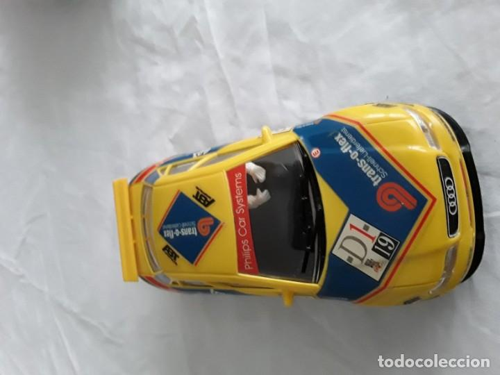 Slot Cars: Ninco Audi A4 - Foto 1 - 160002454