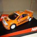 Slot Cars: NINCO. PEUGEOT 307 WRC EXPERT. SOLBERG. FIRMADO !. REF. 50466. Lote 160316118