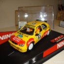 Slot Cars: NINCO. CITROEN SAXO JWRC. RACC. DANI SOLA. REF. 50266. Lote 160316186